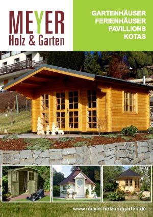 gartenhaus katalog